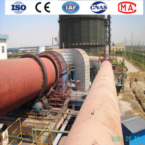 Metallurgy Machinery Lime Rotary Kiln Machine pictures & photos