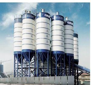 Concrete Mixing Plant Batching Plant Hzs60 Concrete Plant 60TM3/H pictures & photos