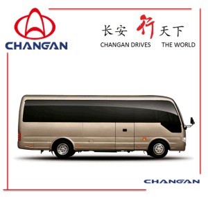 Entirely New Changan Coaster Bus Price of New Bus pictures & photos