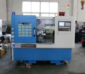 High Precision CNC Turning Center Slant Bed CNC Lathe (SCK6339) pictures & photos