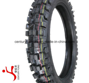 Long Life, Factory Direct, High Quality off-Road Motorcycle Tyre 110/100-18 pictures & photos