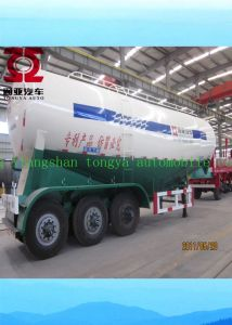 China Manufacturer 2014 New Bulk Cement Tanker Semi Trailer pictures & photos