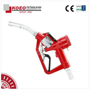 Automatic Fuel Nozzle with Flow Meter