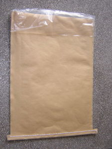 Stitched Bottom Paper Packing Bag for Moisture Resistant pictures & photos