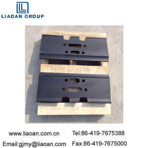 Excavator Undercarriage Part Steel Excavator Track Shoe Ec210 pictures & photos