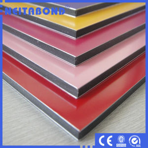 PVDF Coating Aluminum Composite Panel for Exterior Cladding pictures & photos