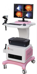 Med-Ob- LC-8200c Trolley Infrared Mammary Gland Apparatus pictures & photos