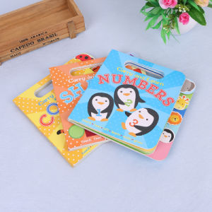 New Design Children Book Printing / Printing Children Board Book / Pop up Book pictures & photos