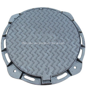 Heavy Duty Ductile Iron Manhole Cover pictures & photos