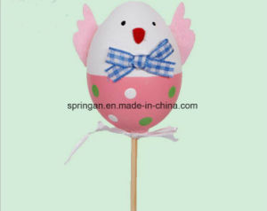 6 Cm DIY Egg with Sticks Decoration for Easter pictures & photos