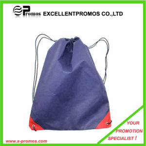 Cheap Promotional Non Woven Drawstring Bags (EP-B9138) pictures & photos