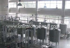 Dairy Pasteurized Milk Production Line pictures & photos