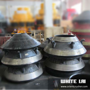 Wlc High Manganese Concave for Cone Crusher (WLC1000) pictures & photos