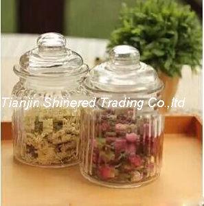 Kitchen Glassware Storage Bottle Glass Jar pictures & photos