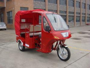 High Quality Bajaj Cheap Passenger 6seats Tricycle Tuktuk 150cc-200cc (HD150ZK-5D) pictures & photos