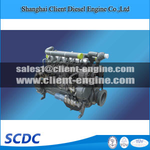 Brand New Chinese Weichai Wp6 Bus Engine for Vehicle (Wp6) pictures & photos