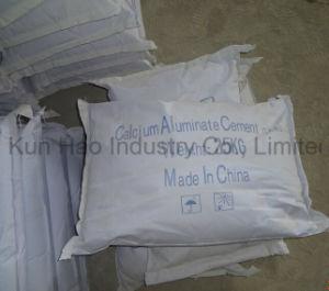 Refractory Calcium Aluminate Cement for High Grade Refractories