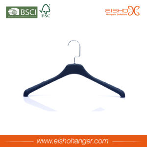 Simple Style Anti-Slip Plastic Clothes Hanger for Wholesale pictures & photos