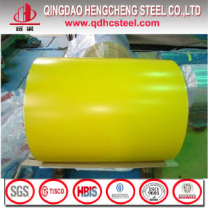 Prepainted Galvanized Steel Coil Steel Sheet PPGI pictures & photos
