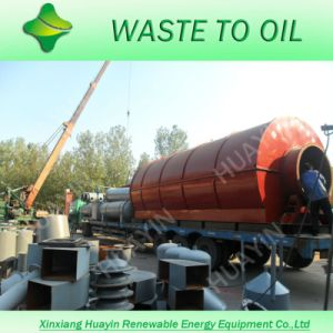 Waste Plastic Pyrolysis Plant to Get Standard Oil