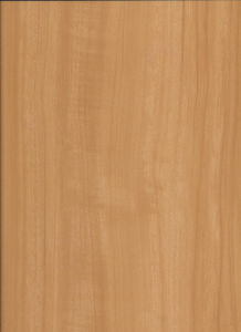 Metallic Wood Pattern Melamine MDF for Furnitures