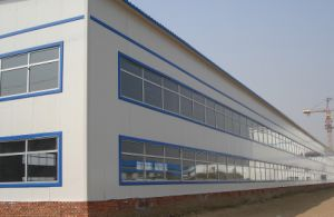 Manufacturer Steel Structure Building for Factory Workshop pictures & photos