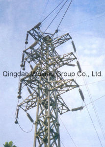 Low Voltage & High Voltage Tubular Steel Tower pictures & photos