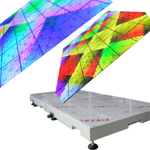 LED Acrylic RGB Dance Floor Stage Light pictures & photos