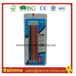 Strip Barrel Hb Pencil Set for School Stationery pictures & photos
