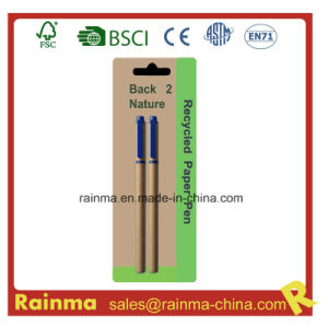 ABS and Paper Ball Pen for Logo Pen pictures & photos