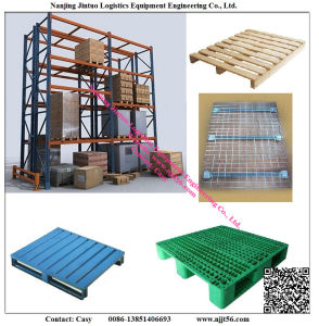 Heavy Duty Warehouse Storage Shelving for Carton & Box pictures & photos