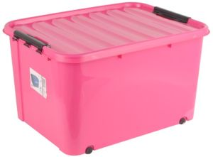 Clothing Use and Eco-Friendly, Folding, Stocked Feature Folding Plastic Storage Box pictures & photos