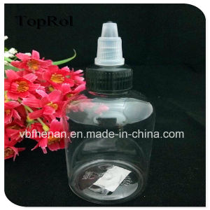 120ml Twist Pet E-Juice Bottle with Twist Cap/Childproof Cap in China