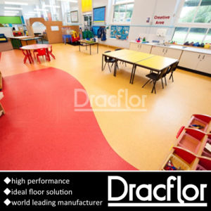 Water Proof PVC Flooring Vinyl Carpet pictures & photos
