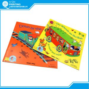 Staple Child Book Printing Service pictures & photos