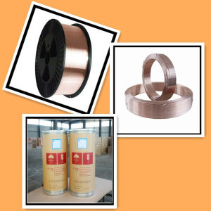 Factory Direct Er70s-6 Copper Coated Mild Steel Welding Wire pictures & photos