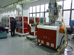 Carrier Tape Extrusion and Forming Machine (AF-35) pictures & photos