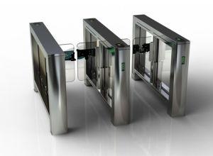Industrial Designed Grade Speed Gate Turnstile Th-Sg303 pictures & photos