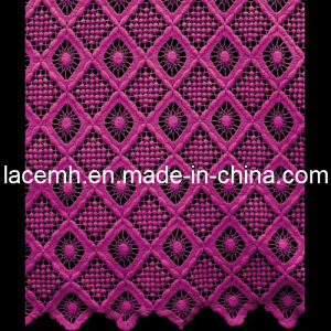 Cotton Chemical Lace Fabric (S201231)