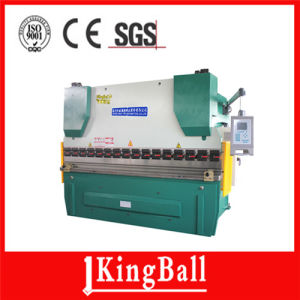 CNC Hydraulic Press Brake Machine Good Price We67k 125/3200 Manufacture pictures & photos