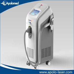 1064nm Q Switched ND YAG Laser Eyebrow Removal Machine pictures & photos