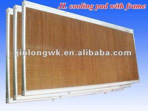 Evaporative Cooling Pad for Cattle Farm pictures & photos