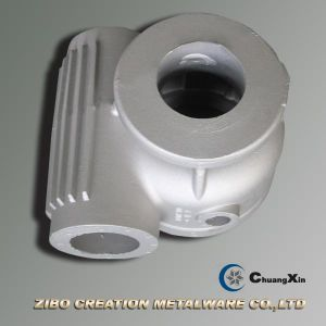 Cast Aluminum Reducer Components for Tcw125 Gearbox Housing pictures & photos