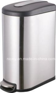 Hot Product: High Quality Stainless Steel Waste Bin/ Dust Bin/ Trash Bin/ Rubbish Bin (10L/40L) pictures & photos