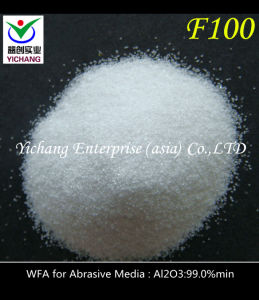 White Artificial Corundum for Abrasive Blasting pictures & photos
