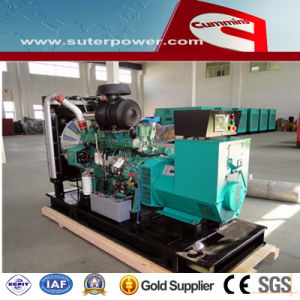 CE Approved 150kVA/120kw Cummins Electric Power Diesel Generator Set