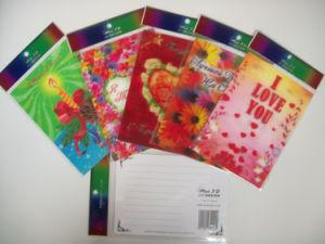 Printing 3D Postcard/Custom 3D Postcard/Design Postcard pictures & photos