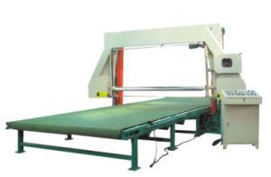 XPQ-WDXF-1650/2150 Horizontal Foam Mesh-Belt Cutting Machine pictures & photos