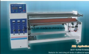 Fr-806 Single Shaft BOPP Adhesive Tape Jumbo Roll Rewinding Machine pictures & photos