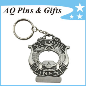 Key Chain with Soft Enamel (Key Chain-105) pictures & photos